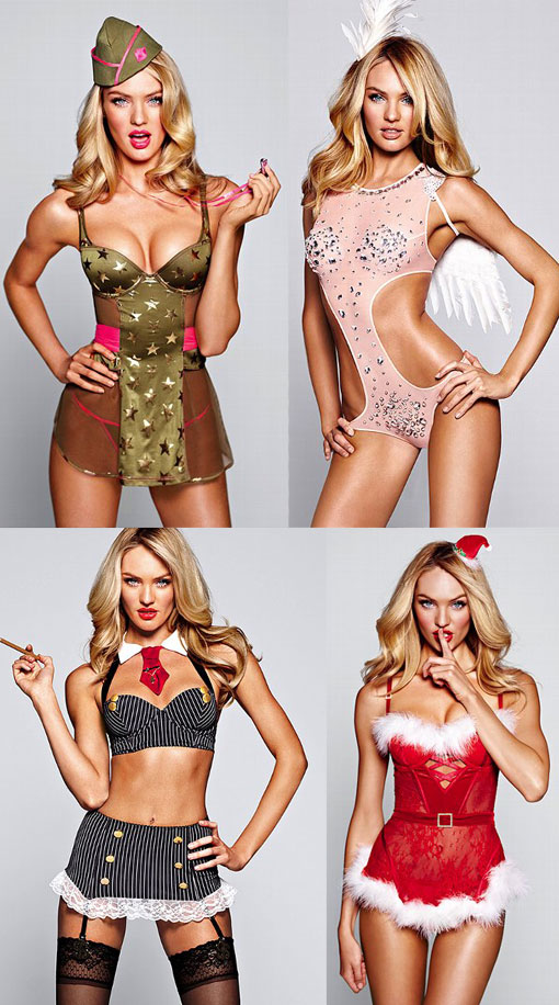 sc 1 st  The Blonde u0026 The Brunette & Top Halloween Costumes:Victoriau0027s Secret u0026 More For You And Your Guy