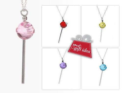 Simone I. Smith Mini Lollipop