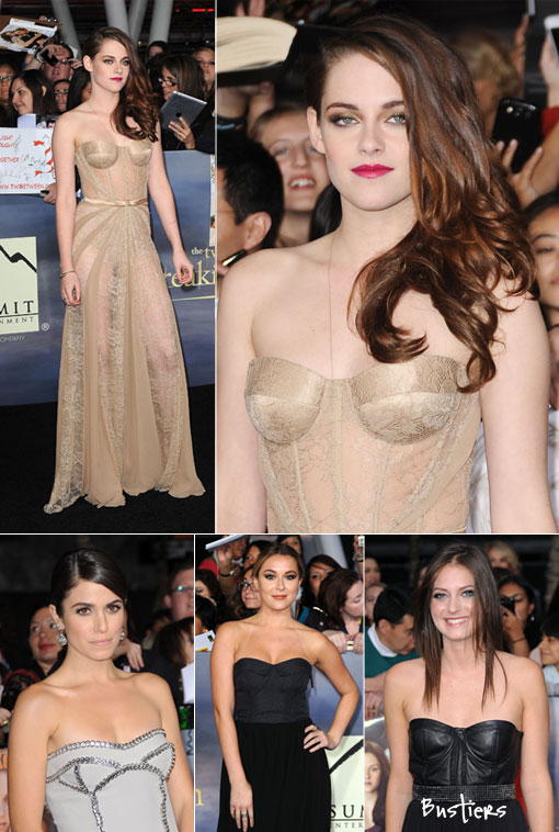 Twightlight Saga:Breaking Dawn Part 2 Black Carpet Premiere