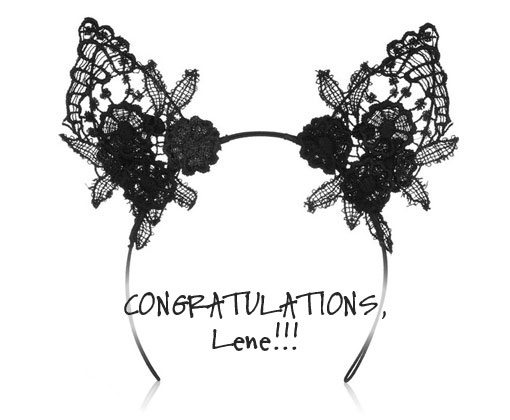 Congratulations Mimi Holliday WINNER!