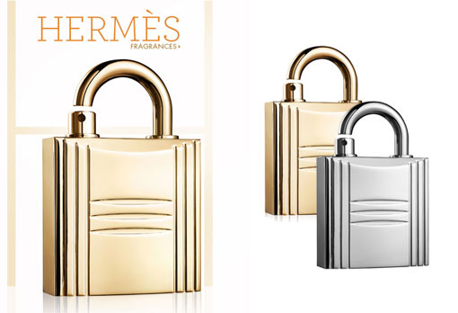Hermes Lock Perfume Bottle: One Day Only