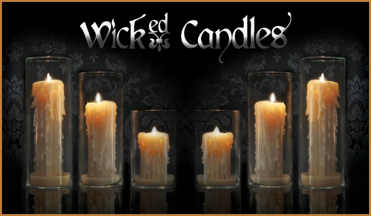 Wick{ed} Candles