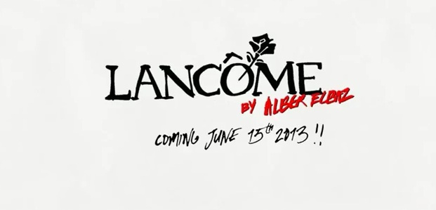 Alber Elbez Teams Up With Lancôme