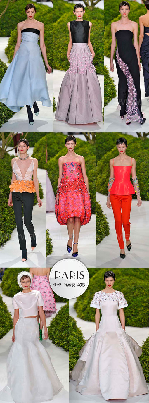 Spring 2013 Couture: In Bloom