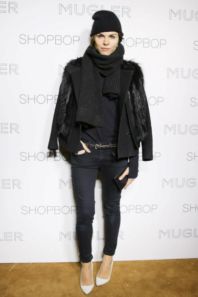 Winter Weather Look of The Day