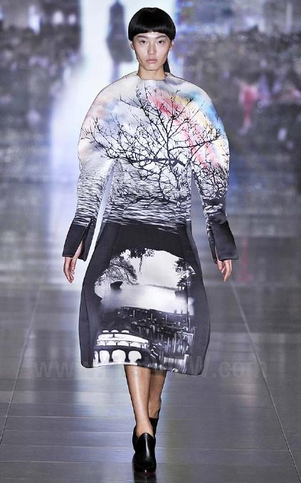 Key Looks From London Fashion Week 2013