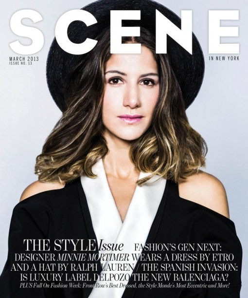 SCENE MARCH 2013 ISSUE COVER