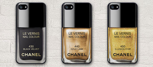 Nail Polish for Your Phone