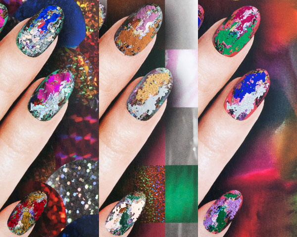 Ciate Very Colorfoil Manicure