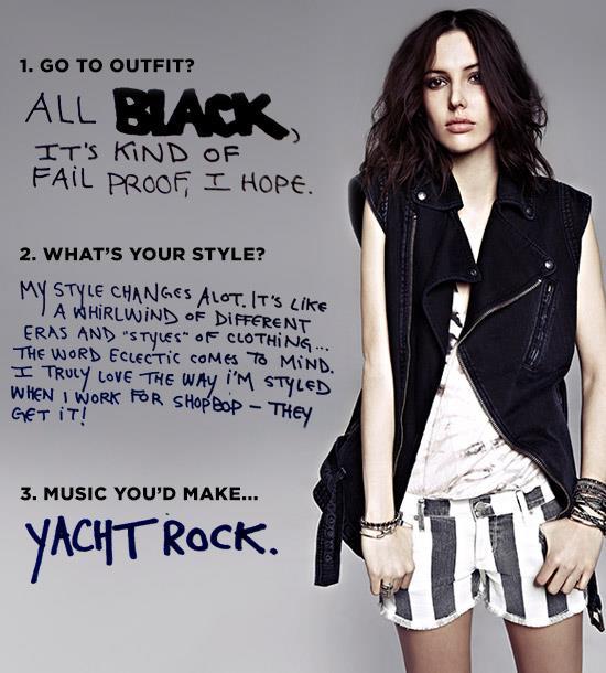 Ruby Aldridge: Model & Style Icon
