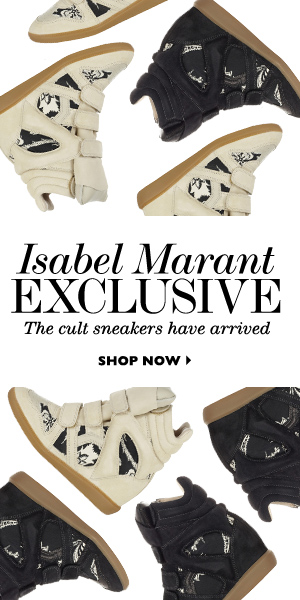 Exclusive Isabel Marant Wedge