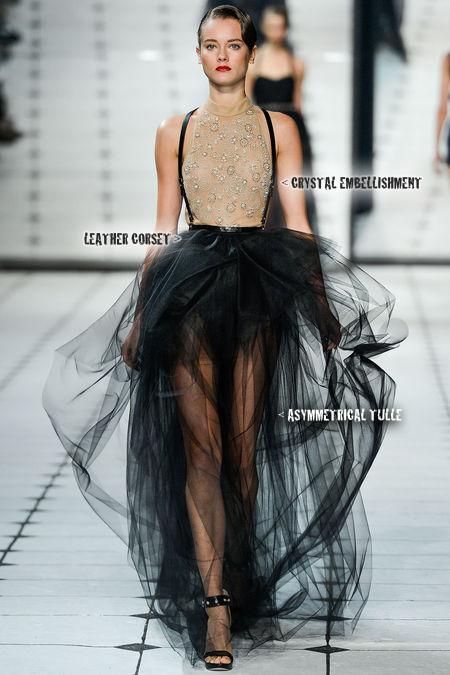 met-gown-runway