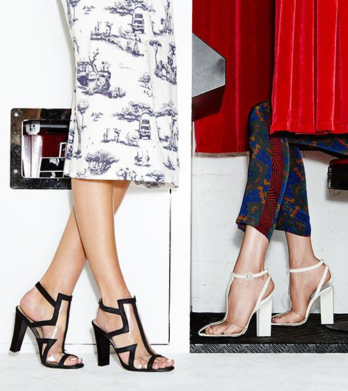 Keep In Step:The Five Top Footwear Trends