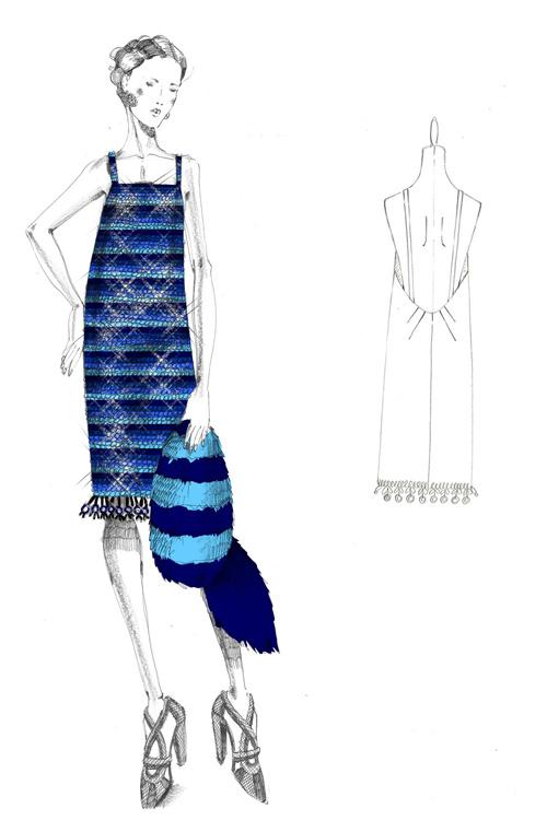 Shopping My Closet: Gatsby Style