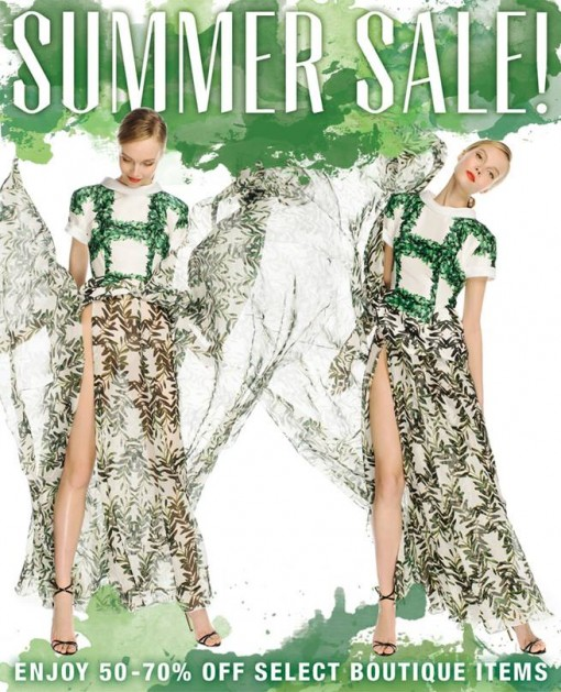 Moda Operandi Summer Sale