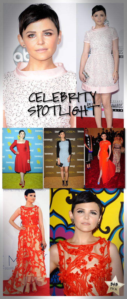 Celebrity Spotlight: Ginnifer Goodwin