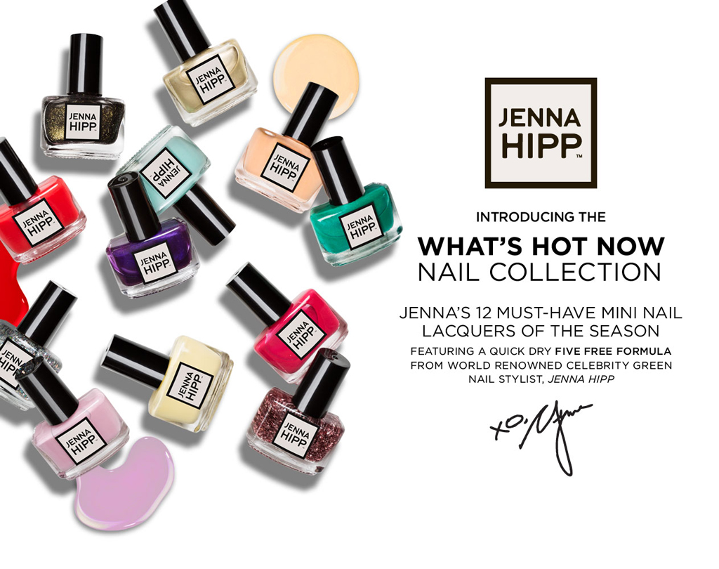 Breaking Beauty News: Celebrity Nail Stylist Jenna Hipp For Costco