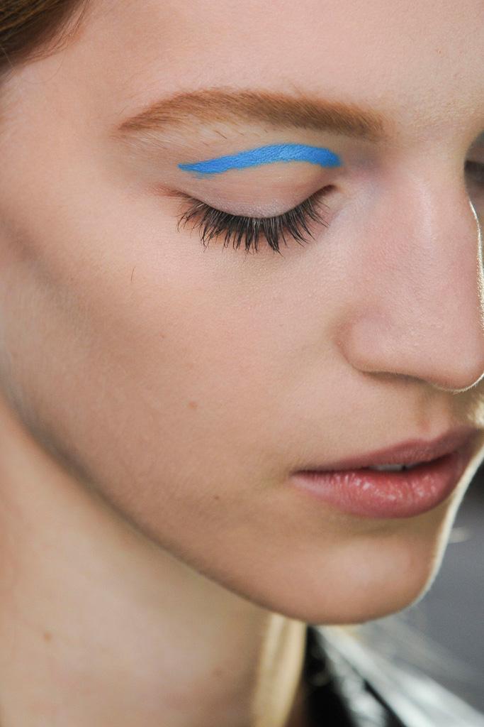 Trending: Turquoise Eyeliner