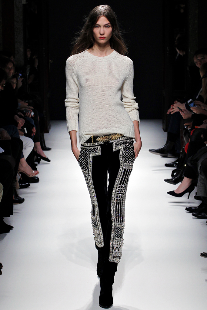 Yup! Balmain at THE OUTNET. COM