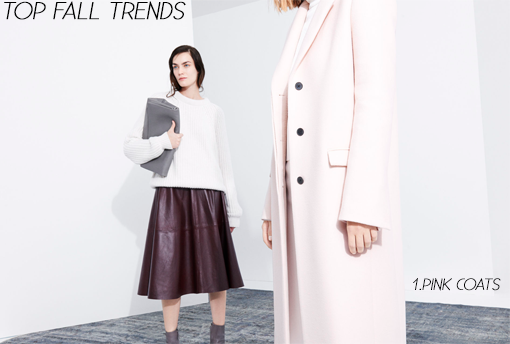 Fashion Forward Fall Trends