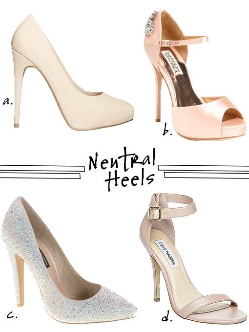 Nertral Heels