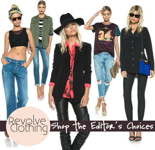 Revolve Clothing, Hand Picked.