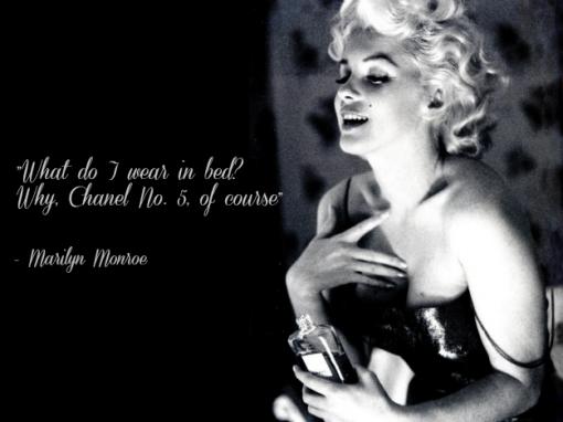 marilyn-monroe-chanel-no-5