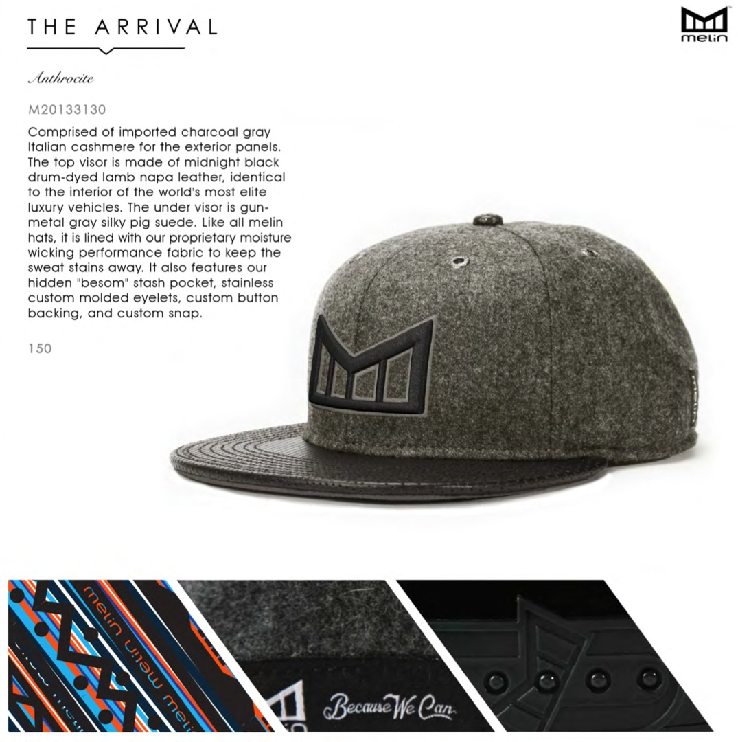 9883570b5af Guys. Because We Can. Melin Hat Father s Day Giveaway!