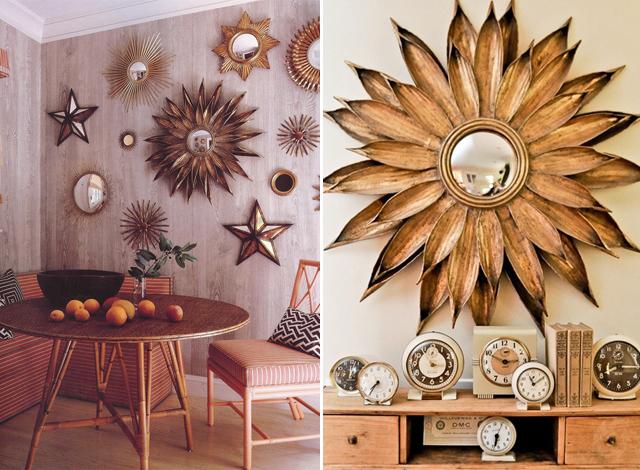 A Little Sunburst To Brighten Up Your Home