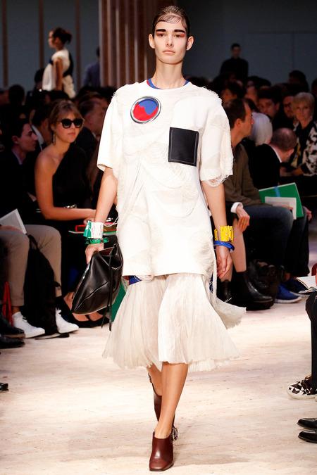 Paris Fashion Week Spring 2014: Emerging Trends