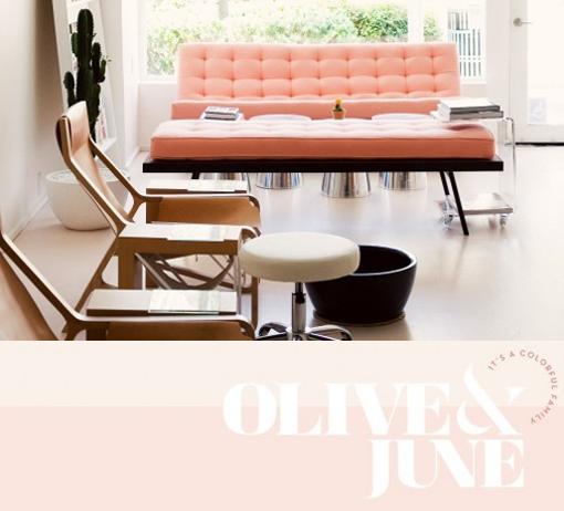 Olive-June