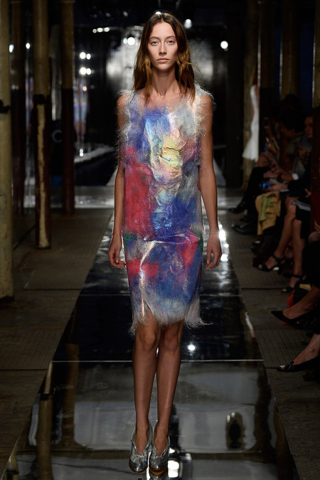 London Fashion Week Spring 2014: Christopher Kane & Tom Ford Standout