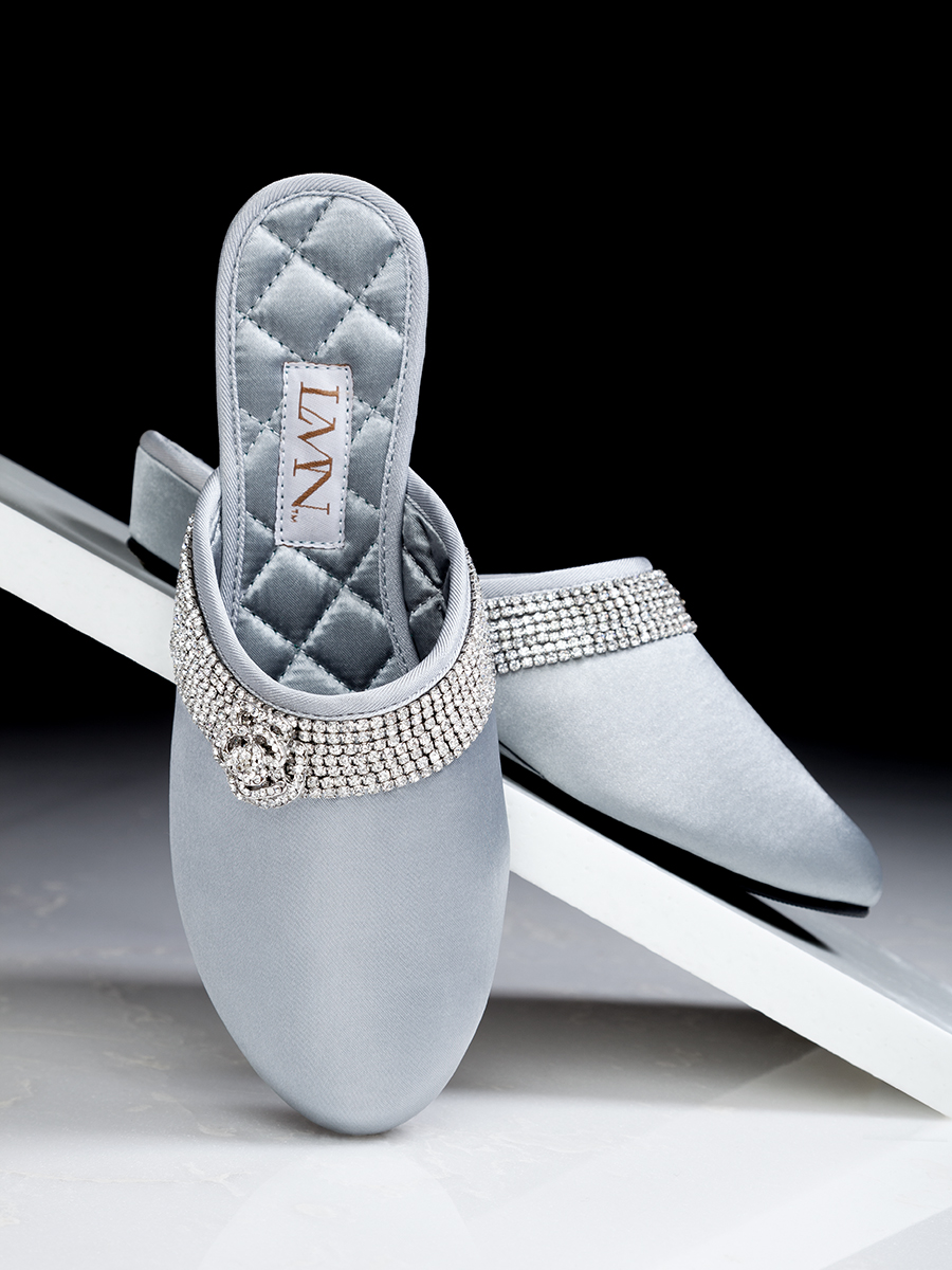 Luxe Me Now: Slip In To The Luxury Slipper
