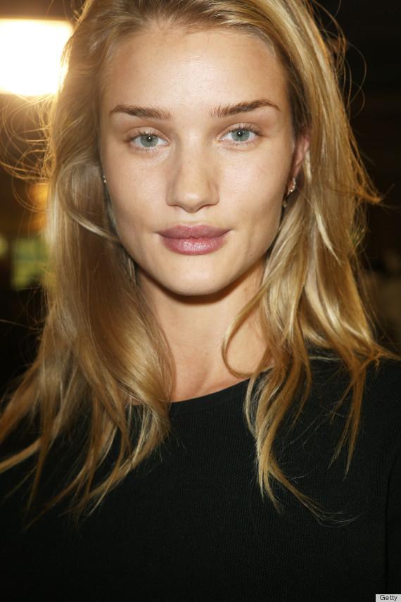 No Makeup? Don't Care at NY and Paris Fashion Week