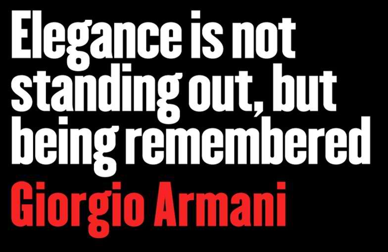 Inside Giorgio Armani's One Night Only NYC: Magnifico