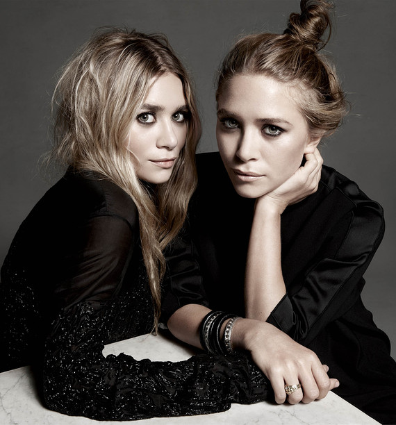 Adding To The Olsen Empire : Nirvana White and Black Fragrance