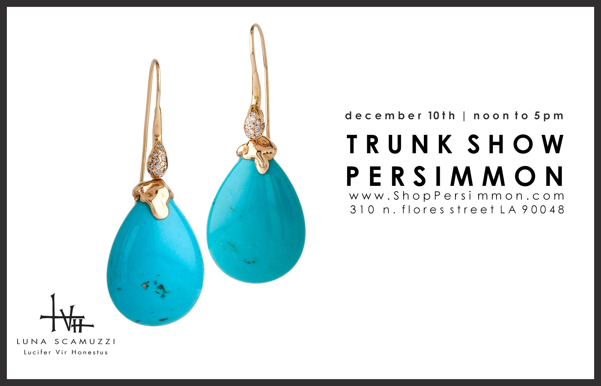 The Perfect Holiday Trunk Show