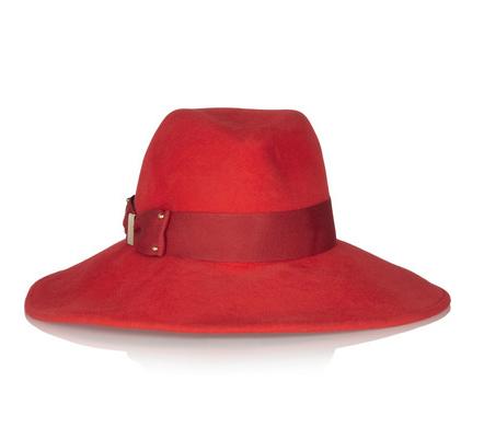 Hats Up Ladies!