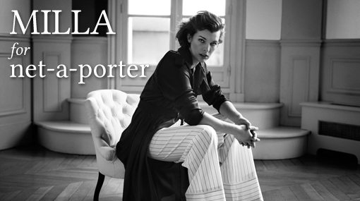 Milla Jovovich On Family, Fame and Fashion