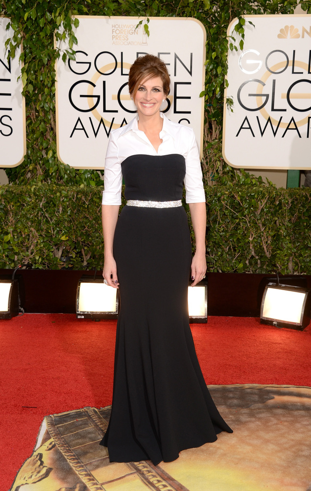 Golden Globe 2014 Red Carpet Hits, Misses & More