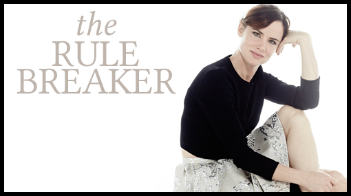 Cover Star Juliette Lewis Models The New Chic