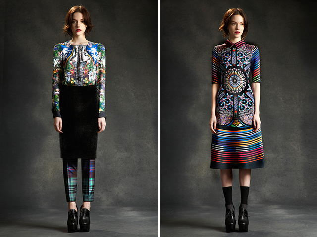 Fall 2014: Bold Beautiful Prints From Clover Canyon