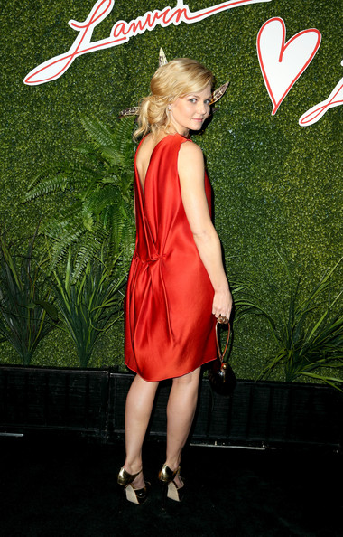 Celebs Join Lanvin And Living Beauty For An Evening of Fashion Fun