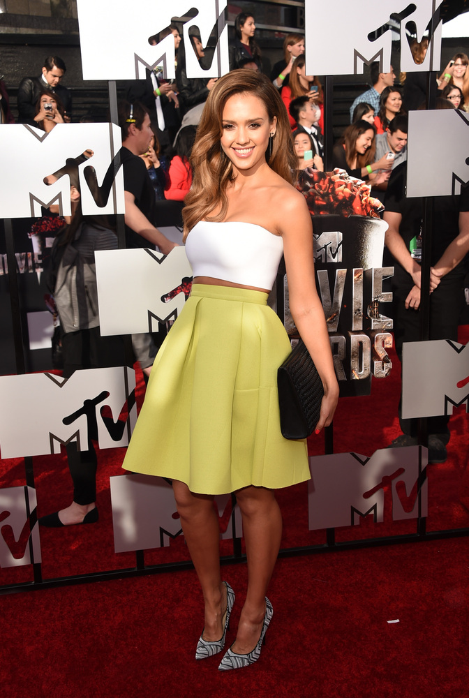 MTV Movie Awards 2014 Red Carpet Mashup