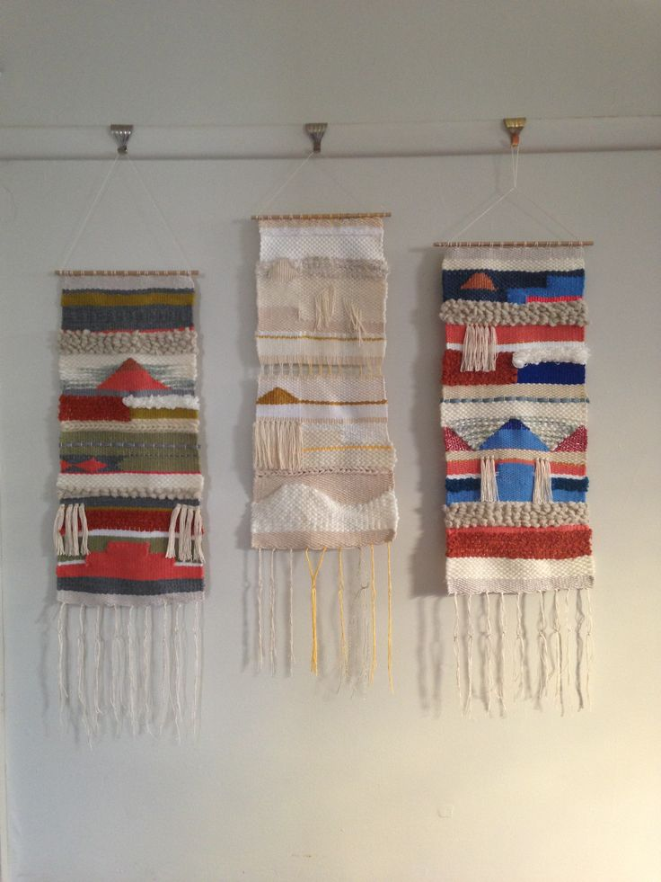Home Decorating Inspo: The Art Of Weaving