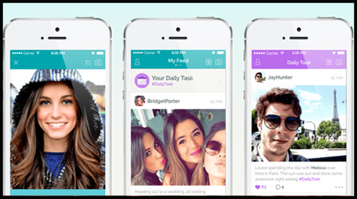 The New Social Sharing App: Selfbee
