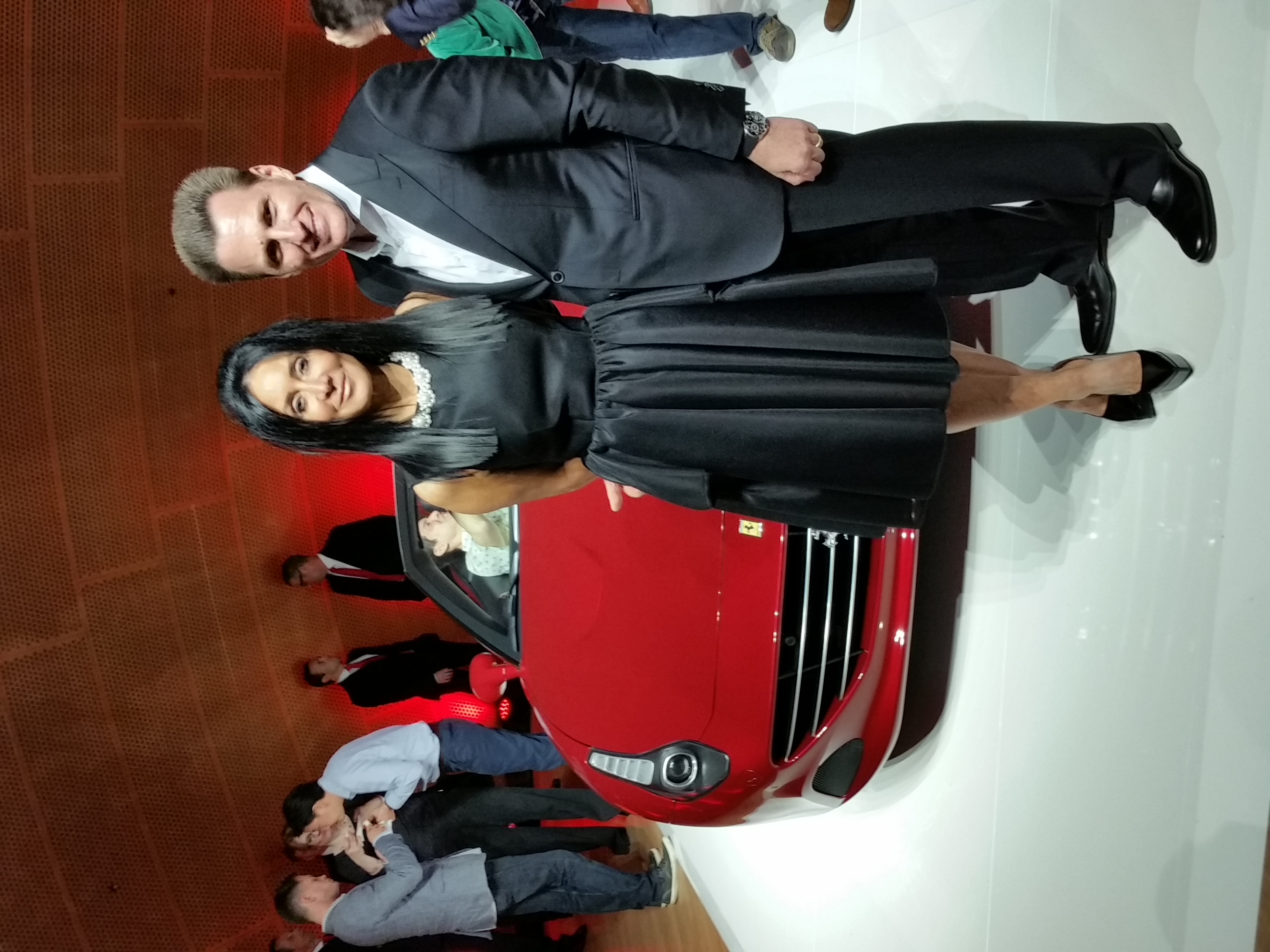 State of The Art: The Ferrari California T Launch + Simone Rocha