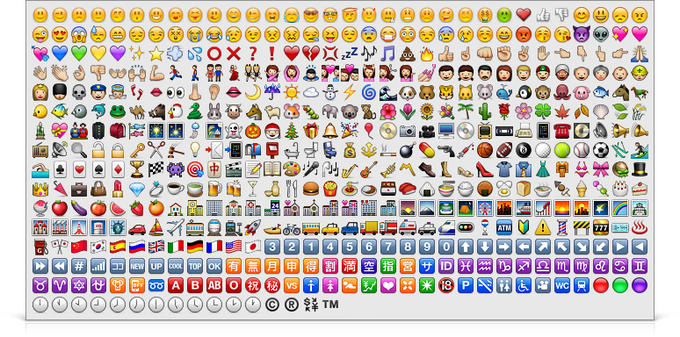 Stop Everything. 250 New Emojis!