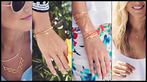 The Five Laws of (Jewelry) Layering