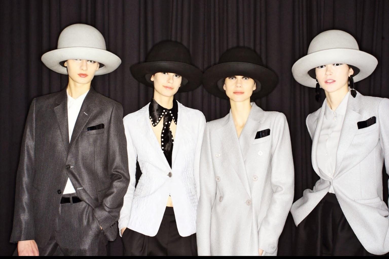Emporio Armani's Pharrell Effect Bowler Hat